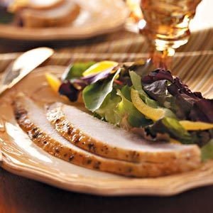 Tarragon-Lemon Turkey Breast Recipe