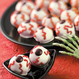 Bloodshot Eyeballs Recipe