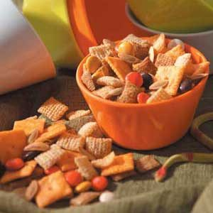 Sweet 'n' Savory Snack Treat Recipe