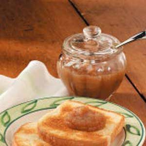 Speedy Apple Butter Recipe