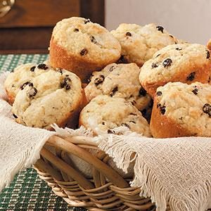 Irish Soda Bread Muffins Recipe