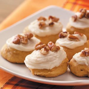 Spice Pumpkin Cookies Recipe