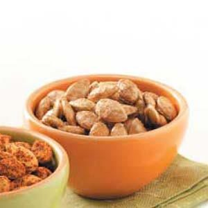 Candied Pumpkin Seeds