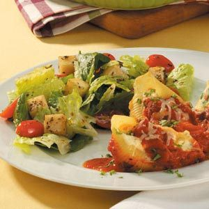 Marinated Mozzarella Tossed Salad Recipe