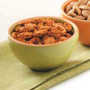 Fiery Pumpkin Seeds Recipe