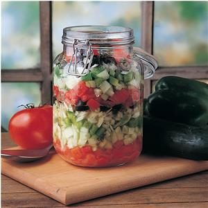 Gazpacho Salad Recipe