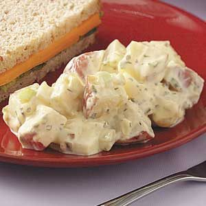 Red Potato and Egg Salad Recipe Taste of Home