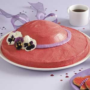 Red Hat Cake Recipe