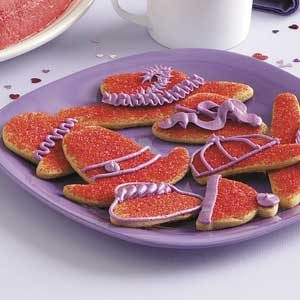 Red Chapeau Sugar Cookies Recipe