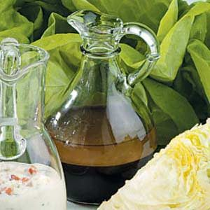 Sesame Salad Dressing Recipe