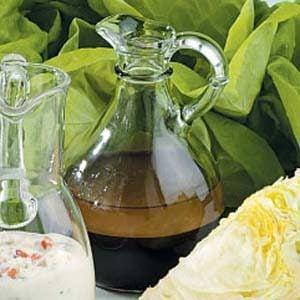 Sesame Salad Dressing Recipe