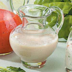 Garlic Anchovy Salad Dressing Recipe