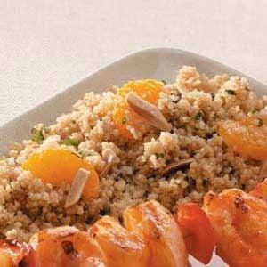 Orange Couscous Recipe
