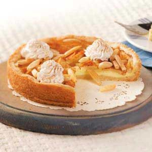 Apple Cream Cheese Tart