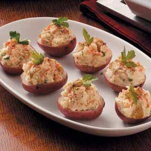 Potato Salad Bites Recipe