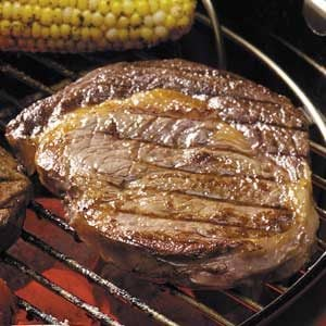 Fiesta Ribeye Steaks Recipe