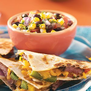 Corn 'n' Black Bean Salsa Recipe