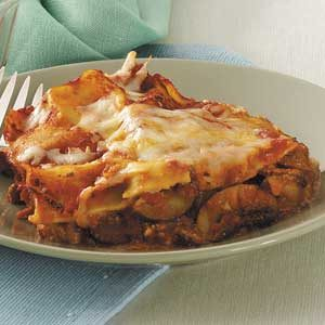 Zucchini Red Pepper Lasagna Recipe