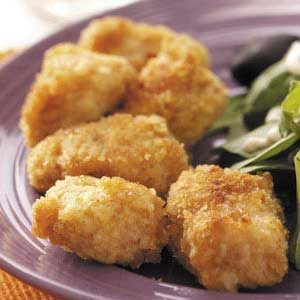 Favorite Golden Chicken Nuggets Recipe