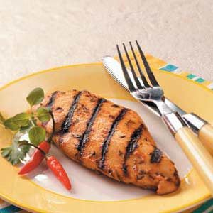 Quick Marinated Grilled Chicken Recipe