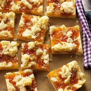 Winning Apricot Bars Recipe photo by Taste of Home