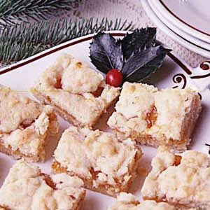 Winning Apricot Bars Recipe
