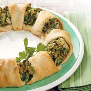 Chicken Crescent Appetizer Recipe