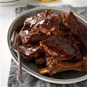 Tender Spareribs Recipe