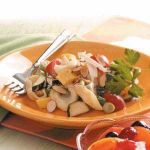 Creamy Tortellini Primavera Recipe
