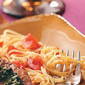 Tomato Pasta Side Dish