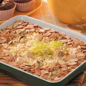 Chicken Salad Casserole Recipe