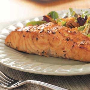 Flavorful Salmon Fillets Recipe