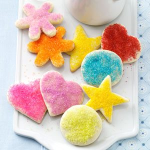 Mom's Soft Sugar Cookies Recipe