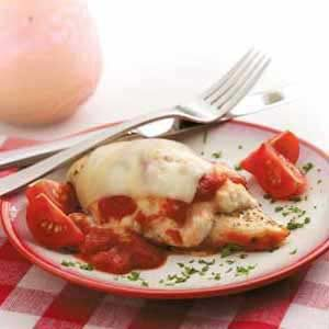Smothered Chicken Italiano Recipe