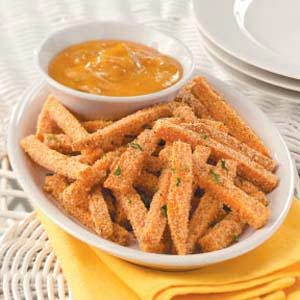 Contest-Winning Sweet Potato Fries Recipe