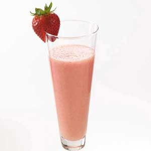 Fresh Strawberry Smoothies Recipe