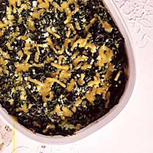 Spinach Souffle Casserole Recipe