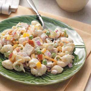 Confetti Pea Salad Recipe