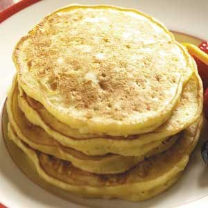 Griddle Corn Cakes Recipe