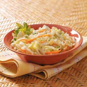 Sweet Slaw Recipe
