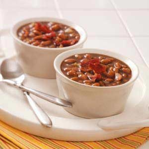 Tangy Baked Beans Recipe