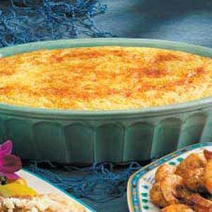 Corn Bread Pudding Recipe