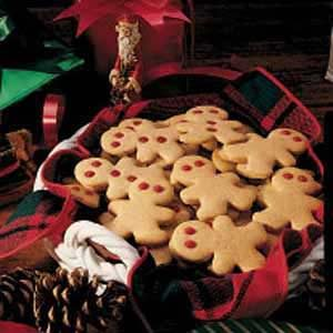 Gingerbread Cutouts Recipe