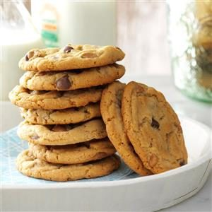 Chippy Peanut Butter Cookies Recipe