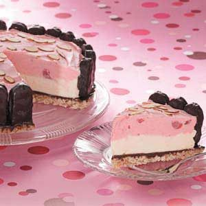 Coconut Ice Cream Torte Recipe