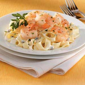 Shrimp Piccata Pasta Recipe