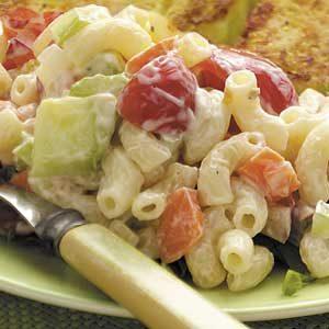 Fast Macaroni Salad Recipe