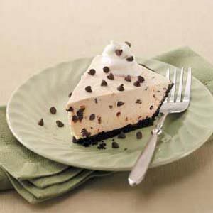 Peanut Butter Freezer Pie Recipe