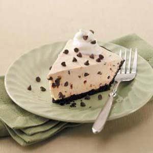 Peanut Butter Freezer Pie Recipe