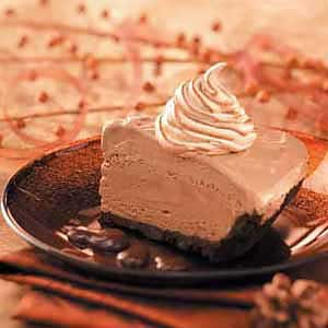 Freezer Mud Pie Recipe